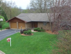 Featured Properties - Beautiful 3500+ sq.ft. all brick 4 bed, 3 bath home in Richland Center.